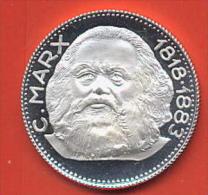 C.Marx,,,,,,,,,,, ,,,,, ,,,,,Medaille - Entriegelungschips Und Medaillen