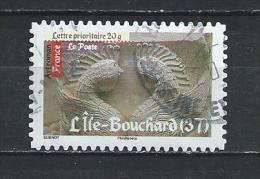 -Frankrijk  Gestempeld (Autoadhésifs) Zelfklevende   NR°  459   Cote   0.55    Euro - France