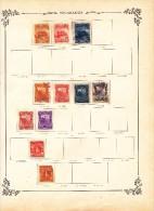 Nicaragua Collection Ancienne Petit Prix - 7 Scans - Nicaragua