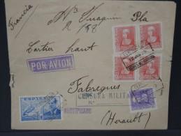 ESPAGNE - Lettre Censurée - Guerre Nationaliste - Détaillons Collection - Lot N° 5467 - Marcas De Censura Nacional