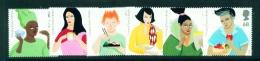 GREAT BRITAIN  -  2005  Europa  Gastronomy  Unmounted/Never Hinged Mint - 1952-.... (Elizabeth II)
