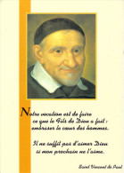 RELIGION-  Saint Vincent De PAUL Fondateur Des Confréries De La Charité, Des Prêtres De La Mission ...*PRIX FIXE - Unclassified