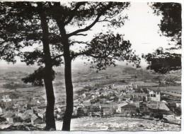 13. Allauch. Vue Générale Prise De ND Du Chateau - Allauch