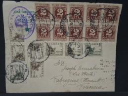 ESPAGNE - Lettre Censurée - Guerre Nationaliste - Détaillons Collection - Lot N° 5476 - Marcas De Censura Nacional