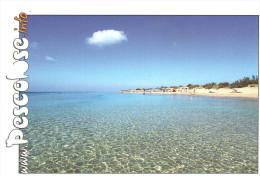 SPIAGGIA DI PESCOLUSE MARINA DI SALVE - Lecce