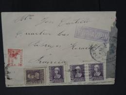 ESPAGNE - Lettre Censurée - Guerre Nationaliste - Détaillons Collection - Lot N° 5477 - Marcas De Censura Nacional