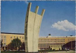 BERLIN - Luftbrücken - DENKMAL - Monuments