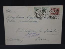ESPAGNE - Lettre Censurée - Guerre Nationaliste - Détaillons Collection - Lot N° 5482 - Marcas De Censura Nacional