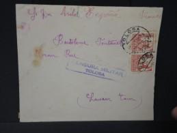 ESPAGNE - Lettre Censurée - Guerre Nationaliste - Détaillons Collection - Lot N° 5487 - Marcas De Censura Nacional