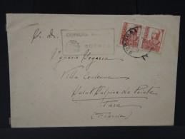 ESPAGNE - Lettre Censurée - Guerre Nationaliste - Détaillons Collection - Lot N° 5489 - Marcas De Censura Nacional
