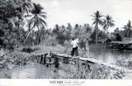 VIETNAM Canh Dong Que, Gel.1959, Sondermarke - Vietnam