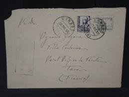 ESPAGNE - Lettre Censurée - Guerre Nationaliste - Détaillons Collection - Lot N° 5493 - Marcas De Censura Nacional