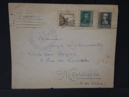 ESPAGNE - Lettre Censurée - Guerre Nationaliste - Détaillons Collection - Lot N° 5496 - Marcas De Censura Nacional