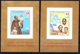 YEMEN-WORLD RACIAL PEACE,MNH - Yemen