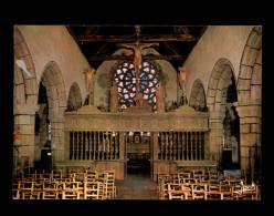 29 - SAINT-HERBOT - Intérieur église - Saint-Herbot