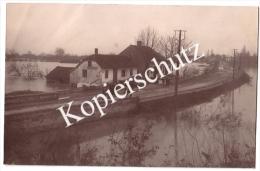Duisburg Hochwasser 1926?    (z2298) - Duisburg