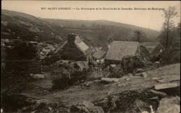 29 - SAINT-HERBOT - Moulin à Eau - Saint-Herbot