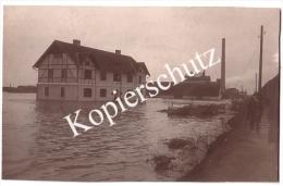 Duisburg Hochwasser 1926?    (z2299) - Duisburg