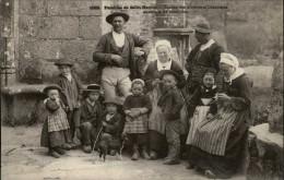 29 - SAINT-HERBOT - Costumes - Coiffes - Saint-Herbot