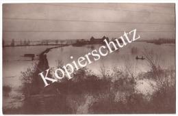 Duisburg Hochwasser 1926?    (z2301) - Duisburg