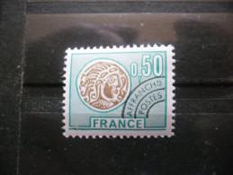 France Préoblitéré N°138 MONNAIE GAULOISE Neuf ** - Coins