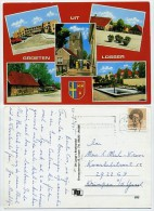 Netherlands - Losser - Multi View - Herb - Used 1991 - Stamp - Nederland