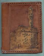 Protège Livre Cuir ,  Motif    '  '   Forteresse  Et  Blasons Divers '  ' - Boeken, Tijdschriften, Stripverhalen