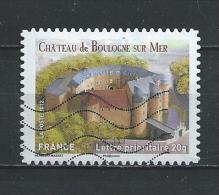 -Frankrijk  Gestempeld (Autoadhésifs) Zelfklevende   NR°  716  Cote   0.60    Euro - France