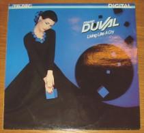 Disque 512 Vinyle 33 T Frank Duval - Rock