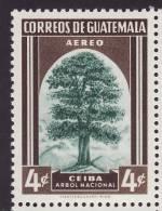 Guatemala #C273 F-VF Mint NH ** Ceiba Tree - Guatemala