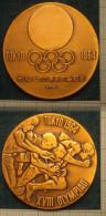 M_p> Medaglia Olimpiadi Tokio 1964 - Giochi Olimpici