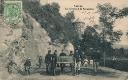 BELGIQUE - NAMUR - MILITARIA - La Corvée De La Citadelle - Namur