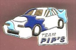 43532-pin's -Pip's Team .Mercedes.rallye Automobile. - Mercedes