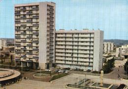 Cpsm 1966 CRETEIL, MONT MESLY, Place De L'abbaye  (10.90) - Creteil