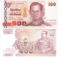 TAILANDIA THAILAND-SIAM 100 BAHT  Lotto.912 - Tailandia