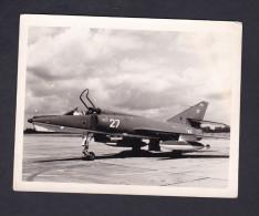 Photo Ancienne - Aviation - Armée De L´ Air  - Avion à Identifier Années 60 - Aviation