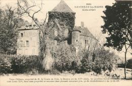 Santenay Les Bains  Vieux Château, Propriété De M.le Comte De Drée - Francia