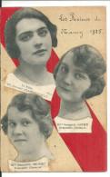 Les Reines De Nancy 1925 - Storia