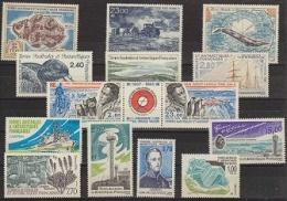 TAAF 1996 Complete Yearset 14v ** Mnh (20662) - Franse Zuidelijke En Antarctische Gebieden (TAAF)