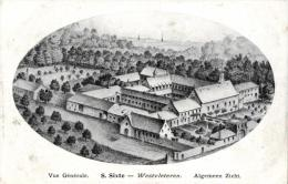 BELGIQUE - FLANDRE OCCIDENTALE -VLETEREN - WESTVLETEREN - Vue Générale - S. Sixte - Algemeen Zicht. - Vleteren