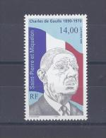 ST-PIERRE ET MIQUELON. 25e Anniversaire De La Mort Du Général De Gaule - St.Pierre Et Miquelon