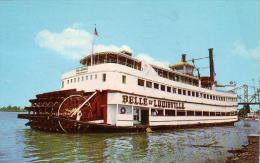 C 11484 - KENTUCKY - Etats Unis  - Belle De Louiville -   Belle Cp - Rare - - Louisville