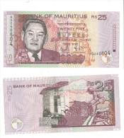 Mauritius 25 Rupees 2003 - Maurice
