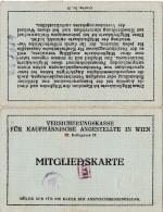CARTE D'ADHERENT N° 88814   DU 02/01/1930 (dil242) - Cartes