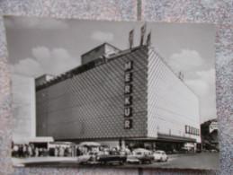 Warenhaus, Supermarket Merkur,Stutgart, 1970. Germany - Markets
