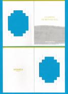 Cartes Parfumées Carte   LE JARDIN DE MONSIEUR LI De  HERMES - Perfume Cards