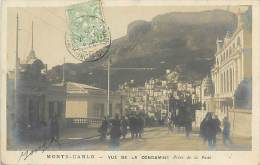 Réf : G-15-018 : MONACO MONTE CARLO LA CONDAMINE - La Condamine