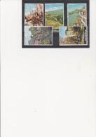 LOT DE 5 VIGNETTES DE VILLES ALLEMANDE -  TTB - Commemorative Labels