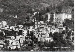 LAZIO-ROMA-ARSOLI VEDUTA CASTELLO PRINCIPESCO VEDUTA PARTE CITTA' - Italia