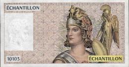 ECHANTILLON ATHENA 10103 - Fictifs & Spécimens